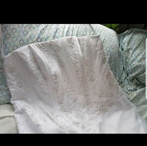 Size 20 David's Bridal wedding dress